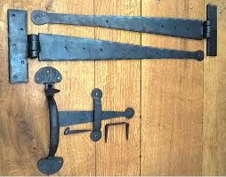 beautiful hand forged ironmongery by period house group