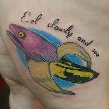 dark water tattoos