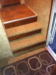 replacing rv stairs in a keystone cougar 325srx fifth wheel