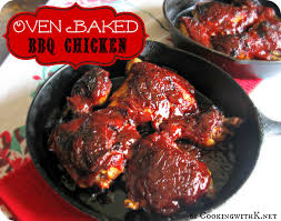 oven baked bbq chicken the secret to getting the grill taste