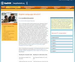 georgia u0027s approach to implementation of common core performance