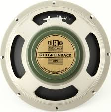 10 Guitar Speaker Cabinet Expert Review Celestion G10 Greenback G10 N 40 And G 10 Gold 10