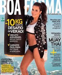Popular Veja o treino de Fernanda Souza e descubra como ter o corpão da  &RF22