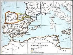 Map Of New Spain by Historical Maps Overview