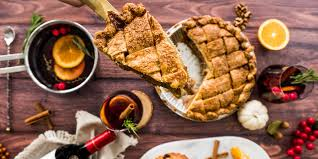 baking a turkey is enough postmate your thanksgiving pie
