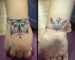 mandala wrist tattoo tattoo collections