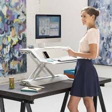 sit stand it u0027s up to you with the fellowes lotus sit stand