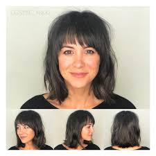 top 35 seriously chic medium shag hairstyles and haircuts in 2017