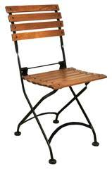 Shop For Folding French Bistro Cafe Chair From Eventsuber At