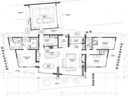 small modern house plans one floor ultra modern house floor plans christmas ideas best image libraries