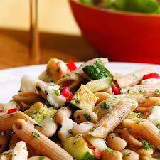 zucchini fennel u0026 white bean pasta recipe eatingwell
