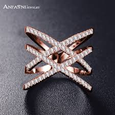 fashion rings aliexpress images Hot bottom price only 2 weeks fashion rings for women double jpg