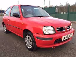 2000 w reg nissan micra 3 door in red 2 owner car bargain in