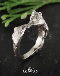wolf wedding rings wedding rings for celtic wolf wedding ring