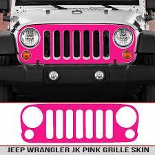 jeep decals jeep jk grille multi color carbon fiber alphavinyl