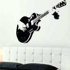 100 guitar home decor best 25 wall clock decor ideas on