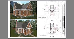 bachman u0026 associates architects u0026 builders cabin plans part 4