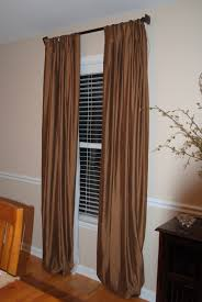 tip for hanging curtains and more before u0026 after u2026 going home