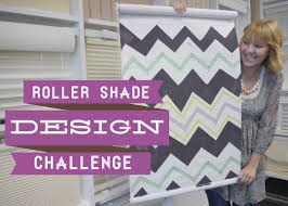 diy window coverings roller shade design challenge by blinds com