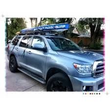 roof rack for toyota sequoia gobi toyota sequoia 00 up roof rack
