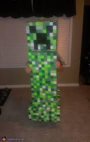 Minecraft Creeper Halloween Costume Costume