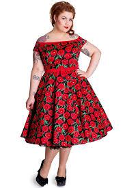 beautiful dress 50s cordelia poppy print swing dress vintage style dresses