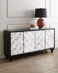 amazing deal on libby mirrored sideboard