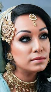 bridal makeup package qualified bridal makeup hair henna artist in leicestershire