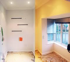 inspirational modular wall paint decoration design living room