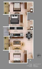 apartment 3 bhk apartments in bangalore home design image