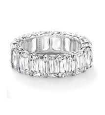 eternity ring ashoka classic hoop eternity ring boodles