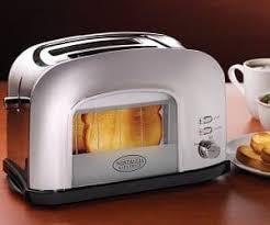 Retro Toaster Ovens Retro Window Toaster