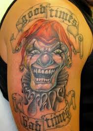 list of synonyms and antonyms of the word jester tattoos