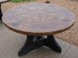 Concrete Tables For Sale Enchanting Concrete Patio Table Concrete Patio Tables Outdoor