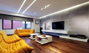Modern Apartment With Minimalist Interior Design In Bucharest - Minimalist interior design style