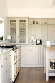 grey kitchen cupboards with black worktop 13 kitchen ideas that prove beige is back real homes