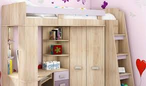 lit superpos combin bureau lit combine armoire bureau lit en hauteur combin avec bureau