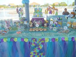 bubble guppies under the sea birthday party ideas photo 4 of 16