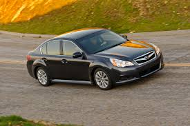 subaru announces pricing on all new 2010 legacy