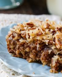 old fashioned oatmeal cake spicy southern kitchen