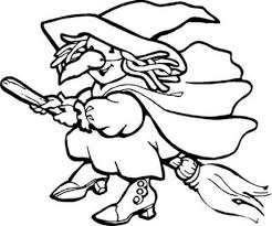 witch coloring pages 3 coloring pages to print