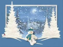 ray conniff frosty snowman