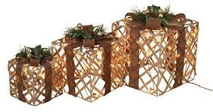 Large Christmas Decorations Amazon by Large Christmas Outdoor Decorations Amazon Com