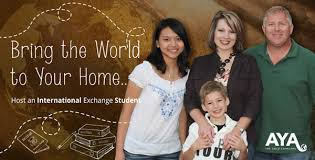 aya host a foreign exchange student academic year in america