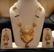 gold rani haar sets buy gold plated rani haar set from rahul jewellers amritsar
