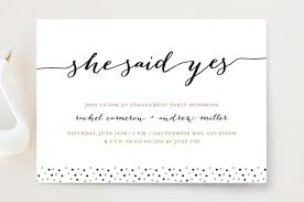 engagement invitation quotes how to word engagement party invitations with exles