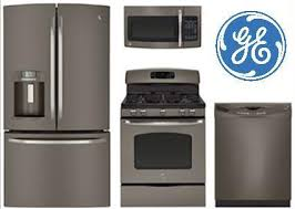 Kitchen Appliances Packages - appealing ge slate kitchens bigcentric appliances in ge kitchen