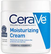 amazon com cerave moisturizing cream 16 oz daily face and body
