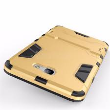 shockproof hybrid armor back cover for samsung galaxy j7