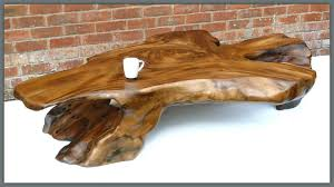 Coffee Tables Made From Trees Tree Coffee Table Organic Cast Brass Bonsai Tree Coffee Table In